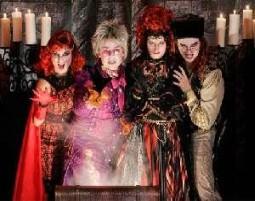 Draculadinner als Weihnachtsgeschenk
