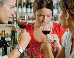 Weinseminar, kulinariches Geschenk fuer Weihnachten